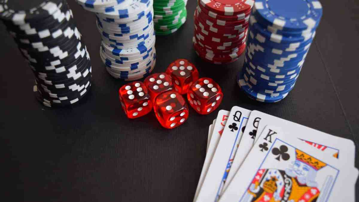 Online Casino - Gambling