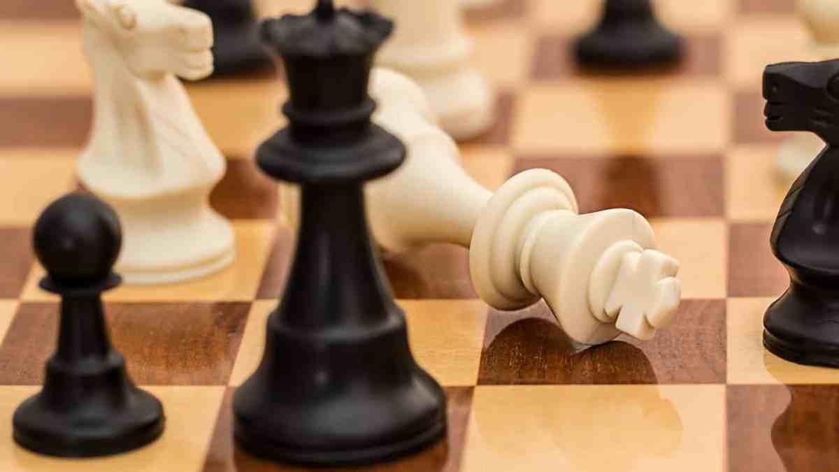 Chess - Chess prodigy