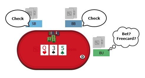 Texas hold 'em - Poker