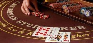 Texas hold 'em - Sinai Grand Casino