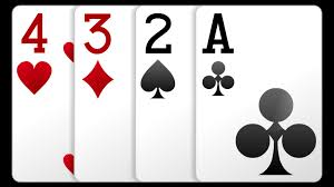 Card game - Texas hold 'em