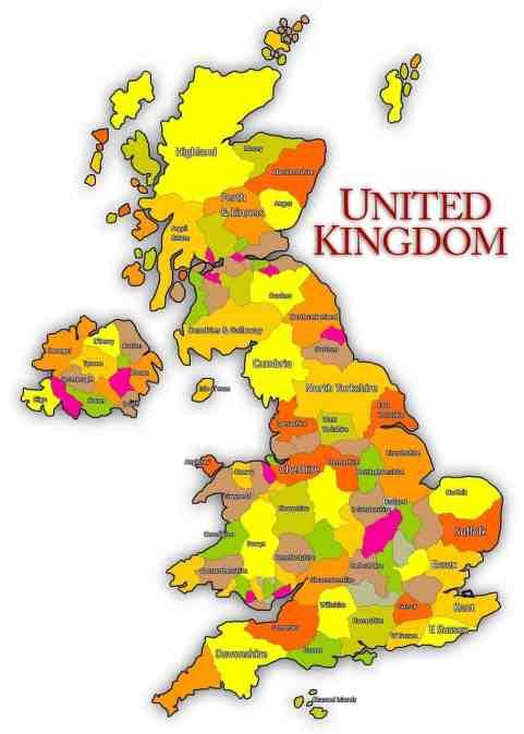 London - Location