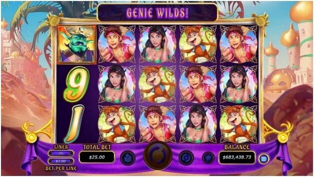 Online Casino - Player