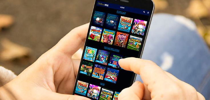 Mobile gambling - Gambling